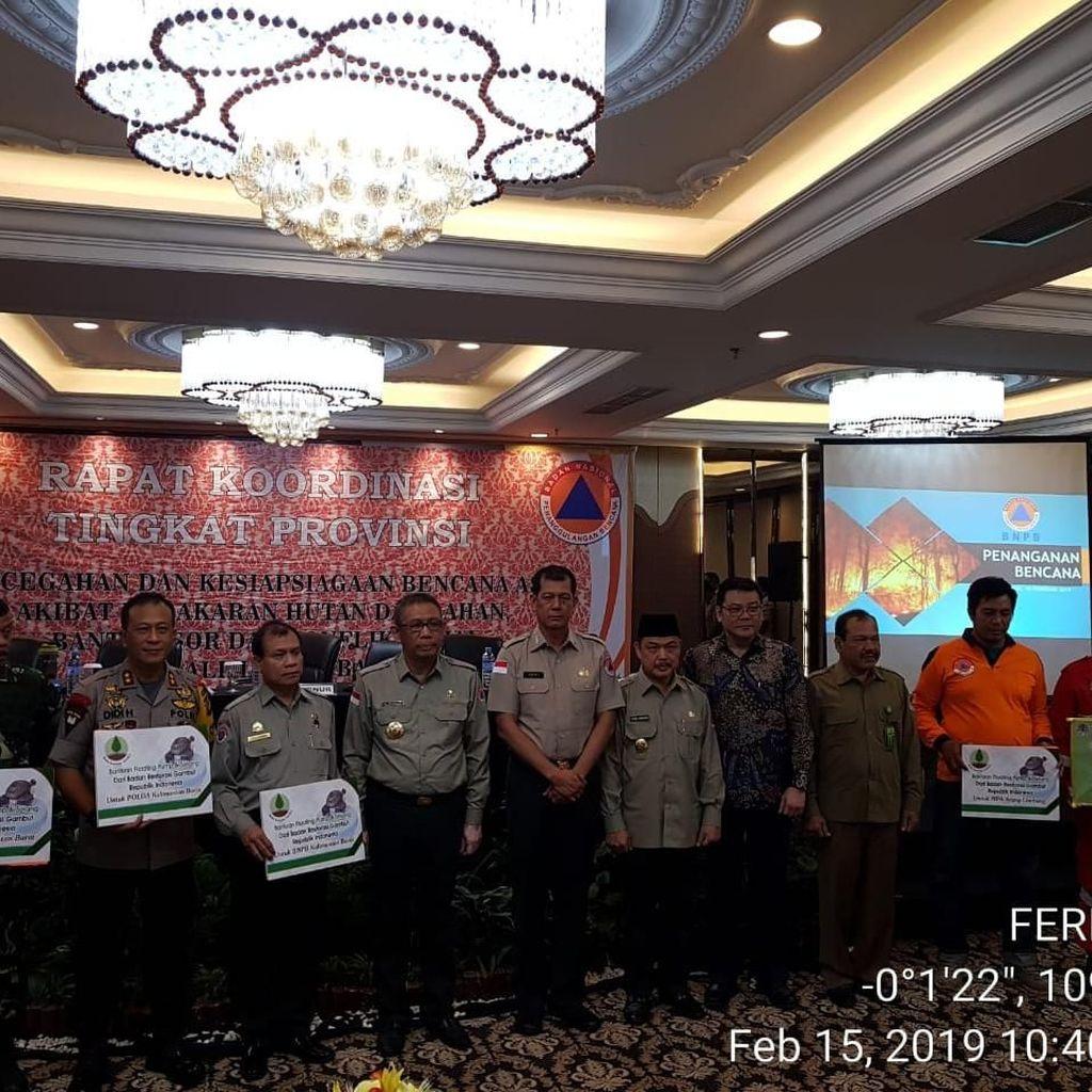 Bangun Tower CCTV, KLHK Deteksi Dini Kebakaran Hutan Kalbar