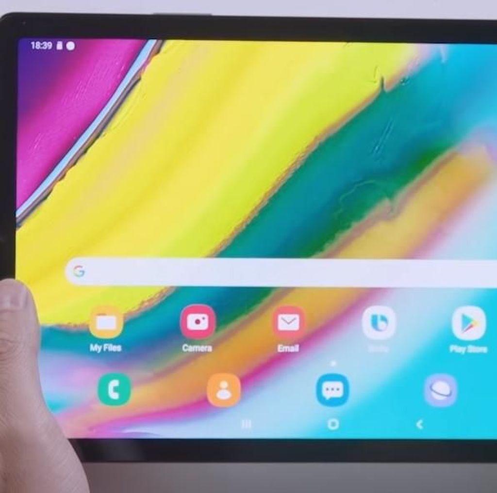 Samsung Kenalkan Galaxy Tab Paling Ringan dan Tipis