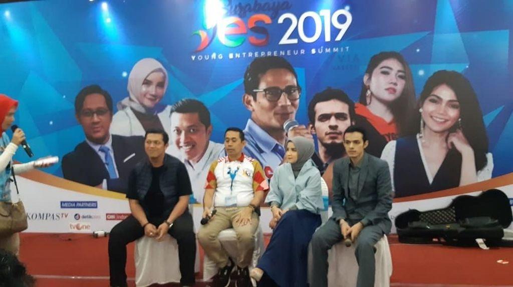 Ribuan Milenial Jatim Kumpul Belajar Entrepreneur di YES 2019