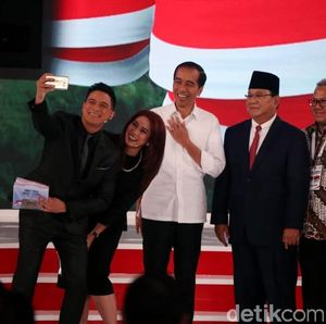 Momen Jokowi Serang Prabowo Punya Lahan Ratusan Ribu Hektar