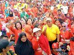 Bertemu Ribuan Nelayan, Bupati Sukabumi Ajak Menangkan Jokowi