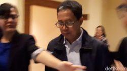 Dua Hari Ditetapkan Jadi Tersangka, Joko Driyono Muncul di Rapat Piala Presiden