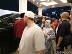 Jelang Debat Capres, Istri Sandiaga Merapat ke Hotel Sultan