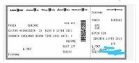 Viral 'Boarding Pass 2015', Ini Klarifikasi Batik Air