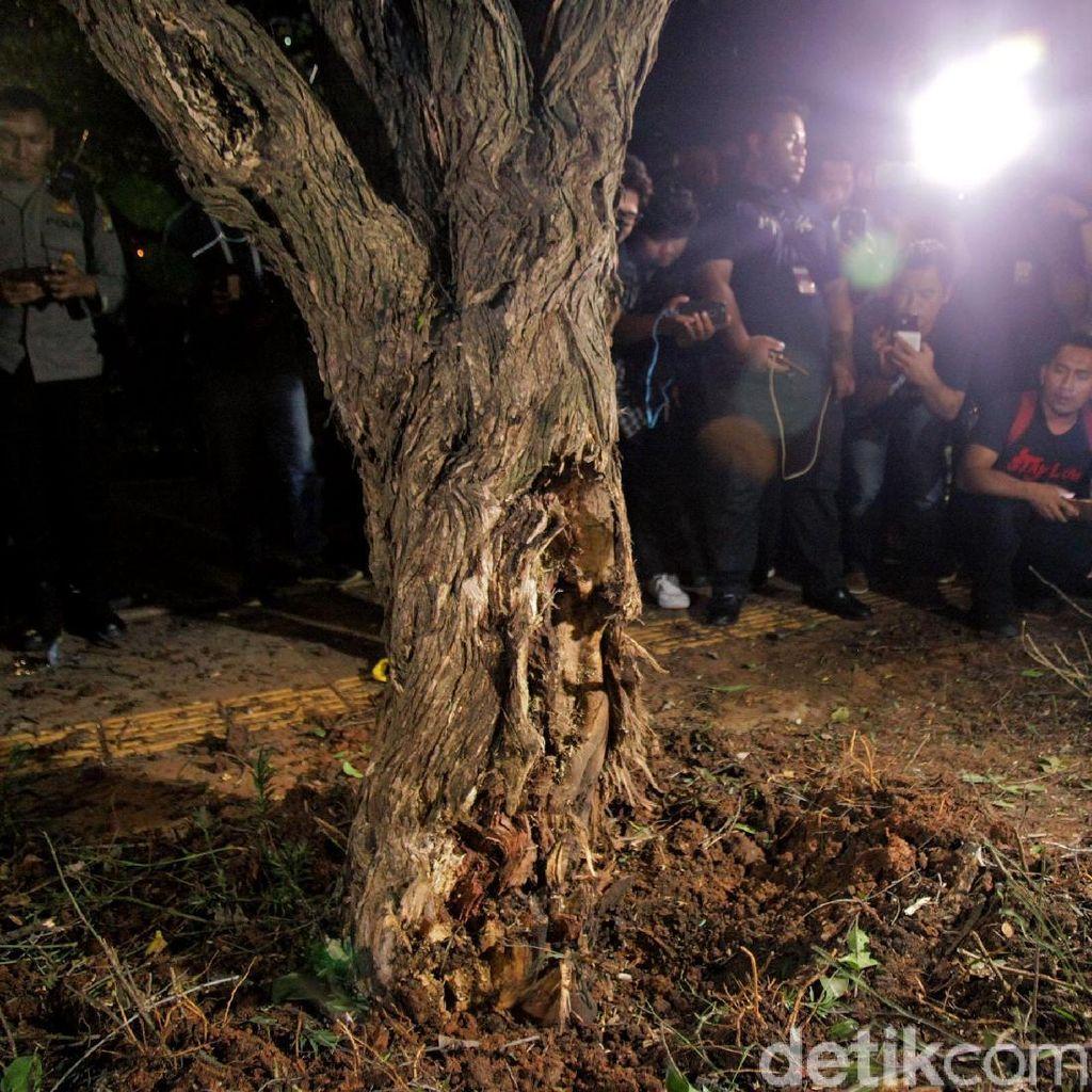 Petasan Meledak di Parkit Senayan, Wiranto: Mungkin Ada yang Usil