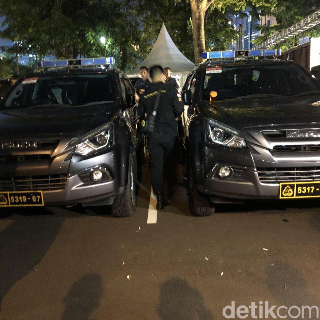 Usai Ledakan di Parkit GBK, Pengamanan di Lokasi Debat Diperketat