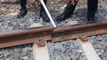 Rel Patah di Lintasan Duri-Tangerang, KRL Tak Bisa Melintas