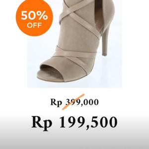 Payless Tutup Toko di Amerika, di Indonesia Sepatunya Diskon 50%