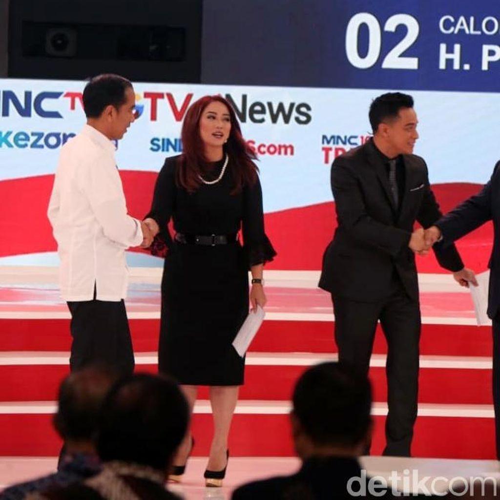 TKN: Jokowi Rileks, Prabowo Bingung