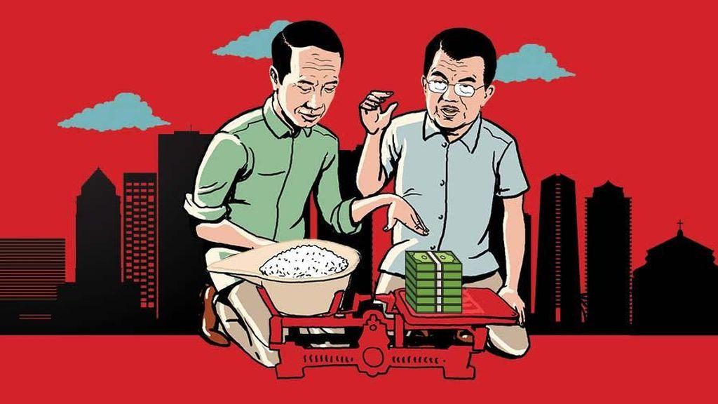 Melihat Kembali Kebijakan Pangan Jokowi