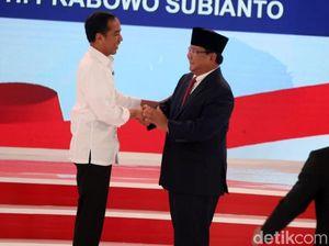 Kesimpulan Debat Capres: Jokowi Overclaim, Prabowo Berputar di Retorika