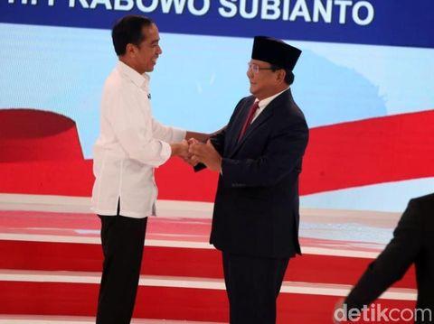 Debat kedua Pilpres 2019 yang diikuti Jokowi dan Prabowo.