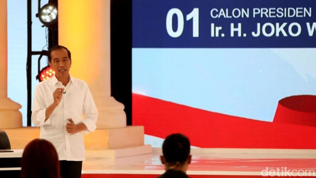 Prabowo Mau Bikin BUMN Perikanan, Jokowi: Ada Perindo, Perinus