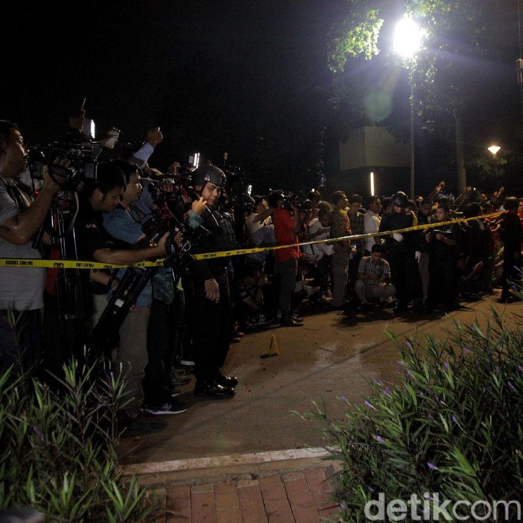 Relawan Jokowi Diperiksa Terkait Ledakan Petasan di Parkit Senayan