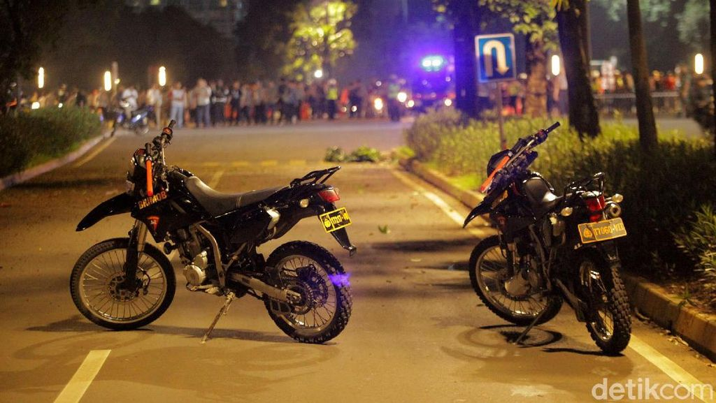 Petasan Meledak di Parkit Senayan, Polisi Buru Pelaku
