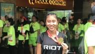 Biar Kuat Lari, Atlet Muda Ini Punya Tipsnya