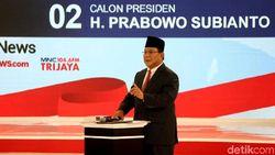 Miliki Ribuan Ha Lahan, Prabowo: Daripada ke Asing Lebih Baik ke Saya