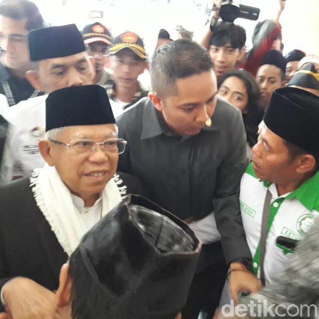 Maruf Amin: Indonesia akan Berlanjut Sampai Hari Kiamat