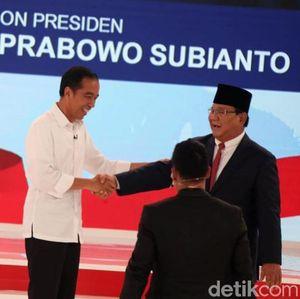 Prabowo Puji Jokowi Bangun Infrastruktur, Tapi...