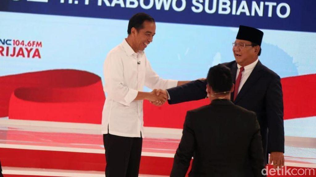 Sempat Sanjung Jokowi, Prabowo: Yang Baik Harus Diakui