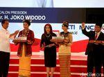 Panas! Jokowi Singgung Ratusan Ribu Hektare Lahan Prabowo di Kaltim dan Aceh
