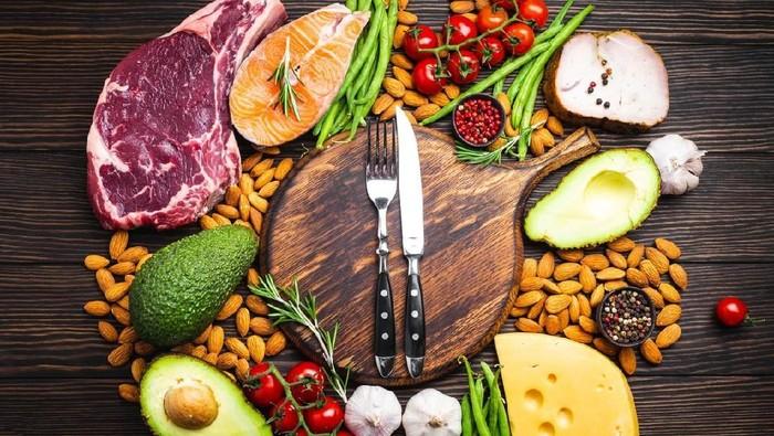 Aturan diet keto yang harus dipahami para pemula. Foto: Istock