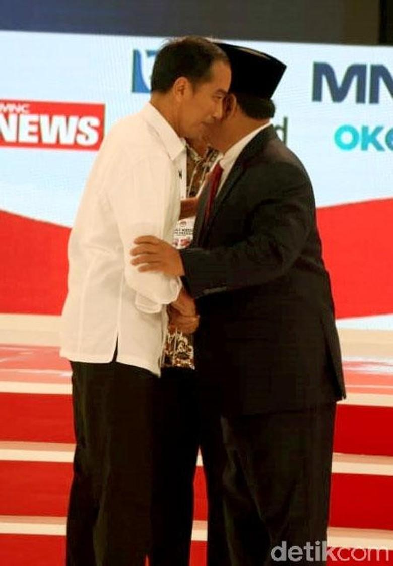 Harapan Jubir MK Jokowi-Prabowo Pelukan Usai Sidang Tak Terlaksana