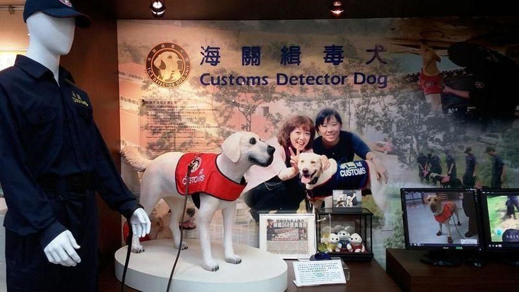 Berwisata Sambil Belajar di Museum Bea Cukai Taiwan