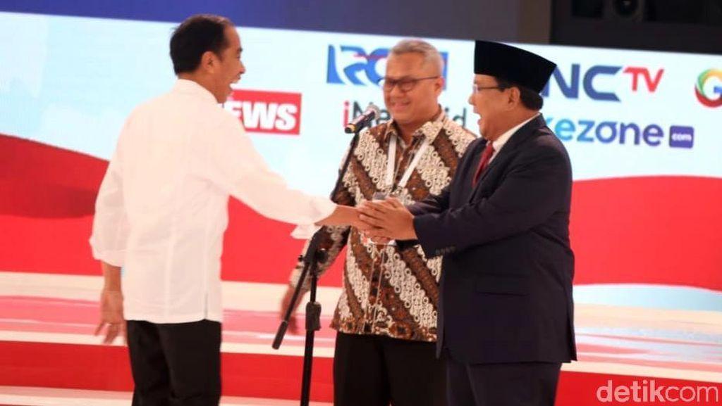 Ingin Jokowi & Prabowo Bertemu, Pengusaha: Ada Baiknya Berpelukan