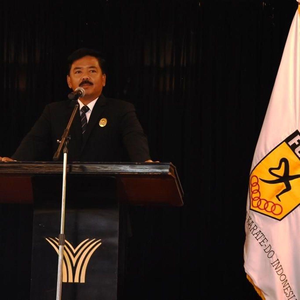 Gantikan Gatot Nurmantyo, Panglima TNI Jadi Ketum FORKI 2019-2023