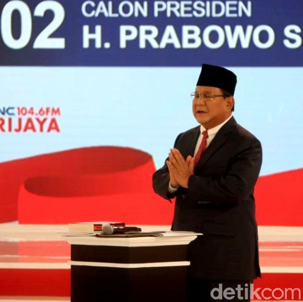 Pakar Gestur: Prabowo Coba Hapus Image Otoriter dan Warisan Orba
