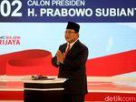 Prabowo Puji Jokowi soal Lingkungan Hidup, Tapi...