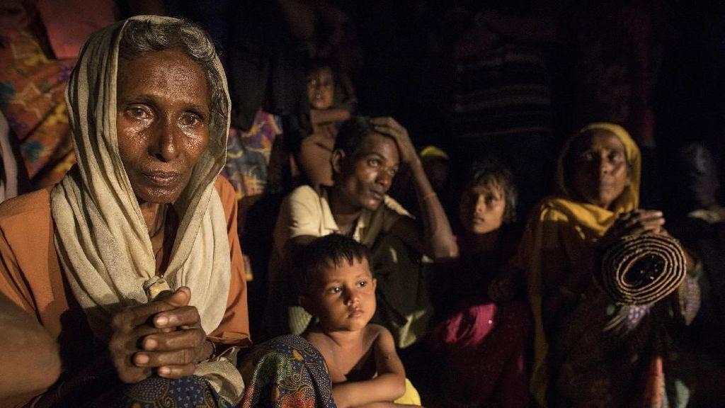 Myanmar Membara tapi India Malah Deportasi Rohingya ke Sana