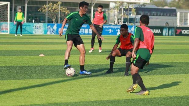 Timnas Indonesia U-22 menjadi salah satu favorit lolos dari Grup B Piala AFF U-22 2019.