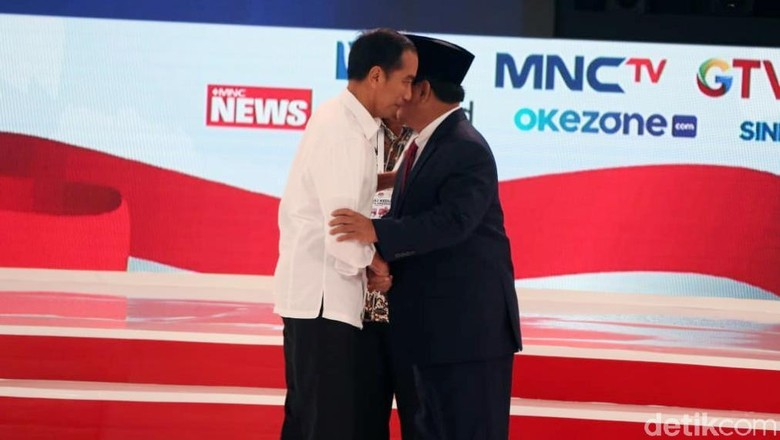 Survei Kompas: Jokowi Disalip Prabowo di Pemilih Berpendidikan Tinggi