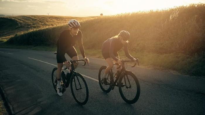 Olahraga cuma di akhir pekan sebenarnya tak masalah asal tidak memaksakan diri (Foto: iStock)