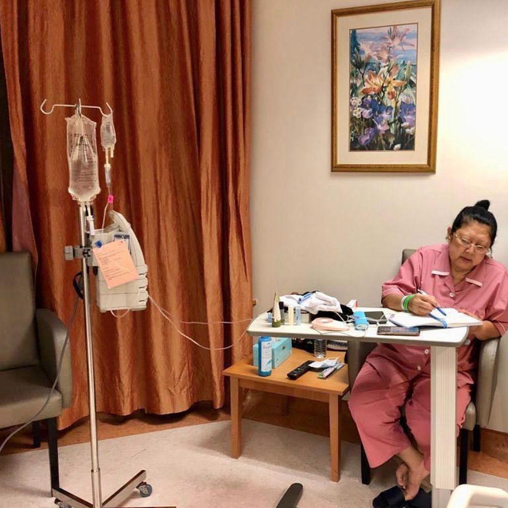 Suara Hati Ani Yudhoyono Soal Kanker Darah yang Dideritanya