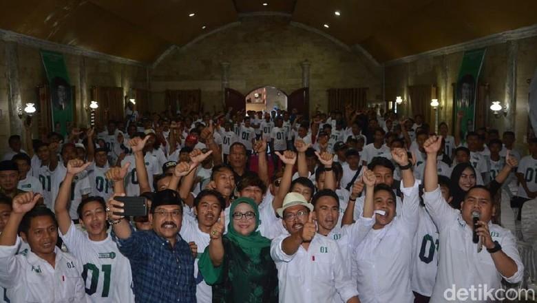 Seribuan Relawan Jokowi akan Door to Door ke Rumah Warga di Bogor