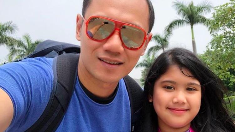 Agus Yudhoyono, Sang Bodyguard Putri Semata Wayang