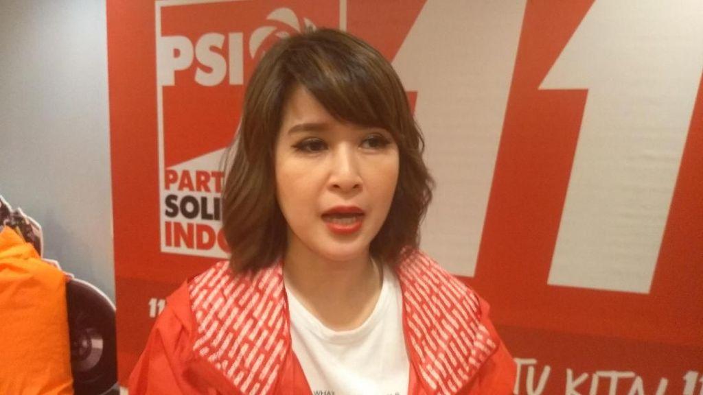Grace Natalie Kenalkan Kader PSI ke Jokowi, Minta Kursi Menteri?