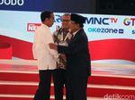 Charta Politika: Debat Pilpres Kedua Jokowi vs Prabowo 6-1