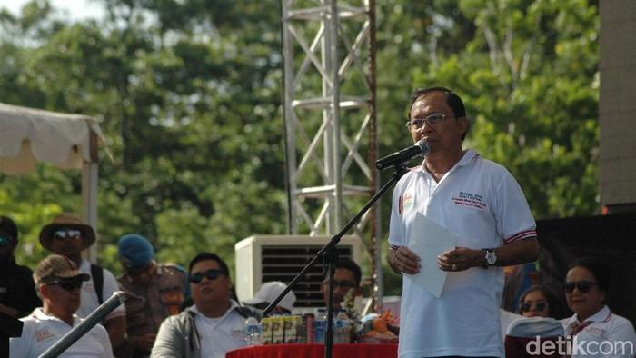 Gubernur Bali I Wayan Koster (Dita/detikcom)