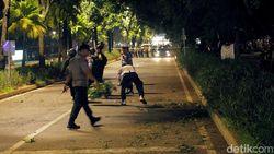 Ledakan Petasan di Senayan, Kapolda: CCTV Masih Dicek