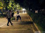 Aksi Terekam CCTV, Siapa Pelaku Ledakan Petasan di Senayan?