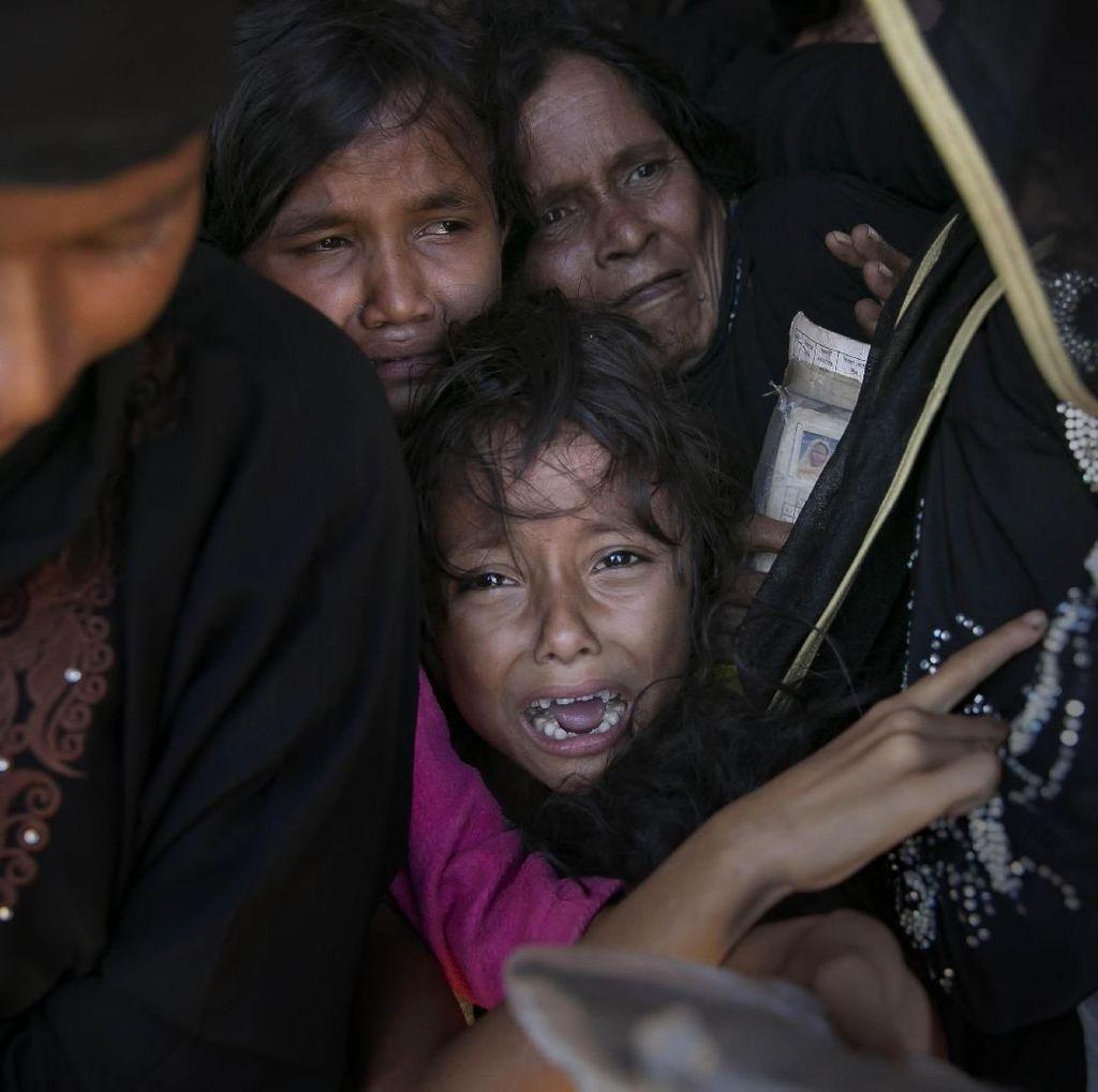 PBB Berupaya Galang Dana Rp 12,7 T untuk Rohingya