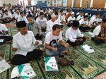 Jelang Debat Kedua, Ulama Muda Ciamis Doakan Jokowi-Maruf