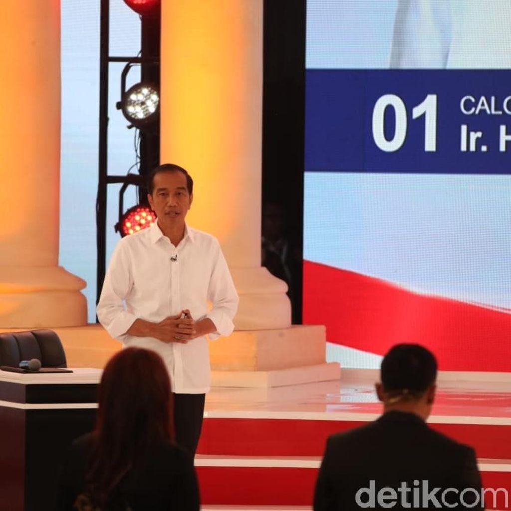 Jokowi Bilang Tak Ada Karhutla 3 Tahun Terakhir, Begini Faktanya