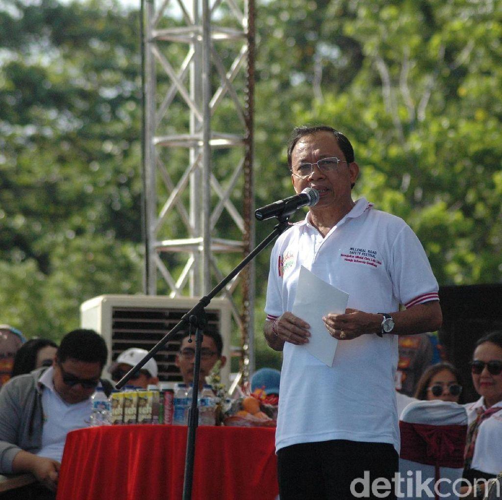 Gubernur Ajak Milenial Pilih Jokowi, BPN Bali Sangsi Netralitas Koster