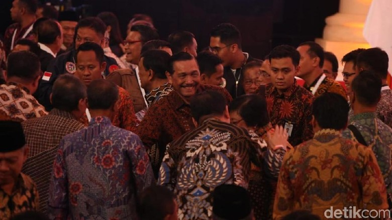 Tegang! Momen BPN Prabowo Protes KPU di Debat yang Buat Luhut Maju