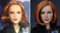 Ketika Seniman Modifikasi Wajah Barbie Jadi Kekinian